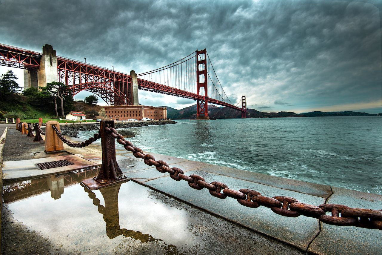 Bay Area gets more rain than Seattle