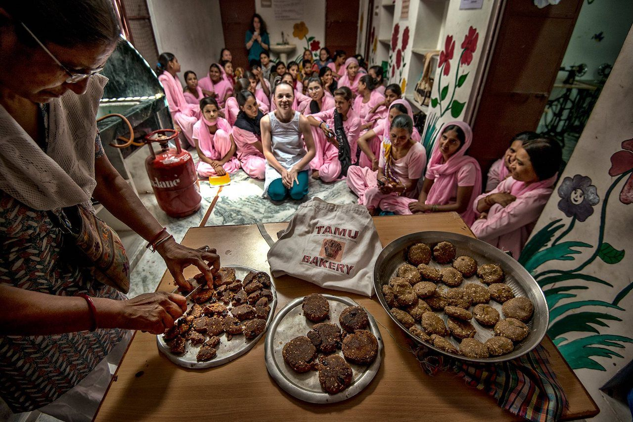How Tamu Bakery empowers women