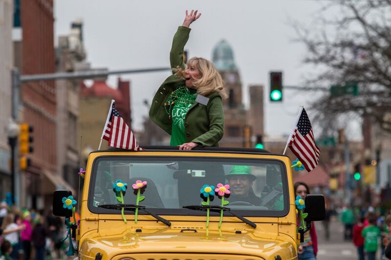 Rockford St Paddy's Day parade