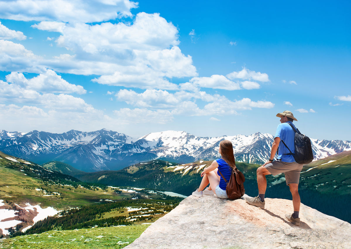 The best towns near the Rocky Mountains for hiking this spring