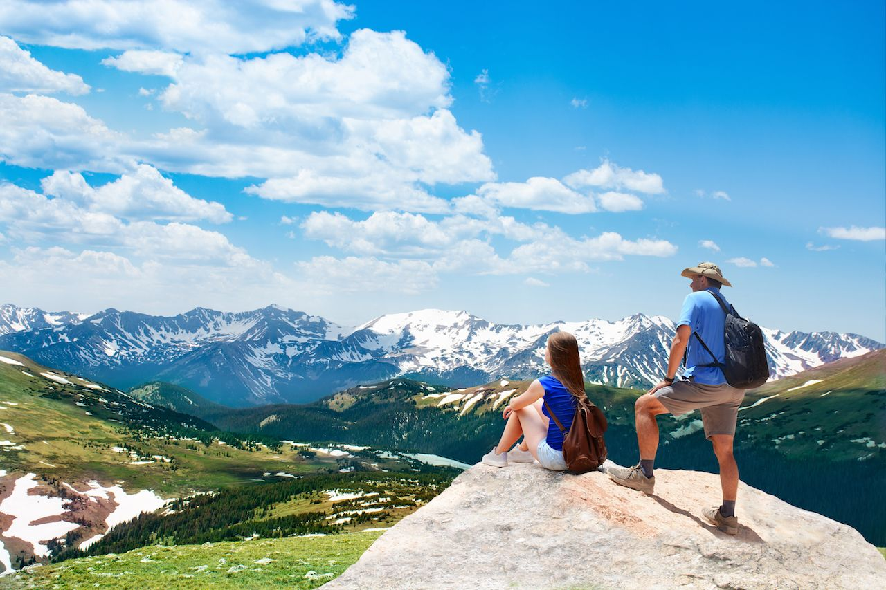 Best hikes near the Rocky Mountains