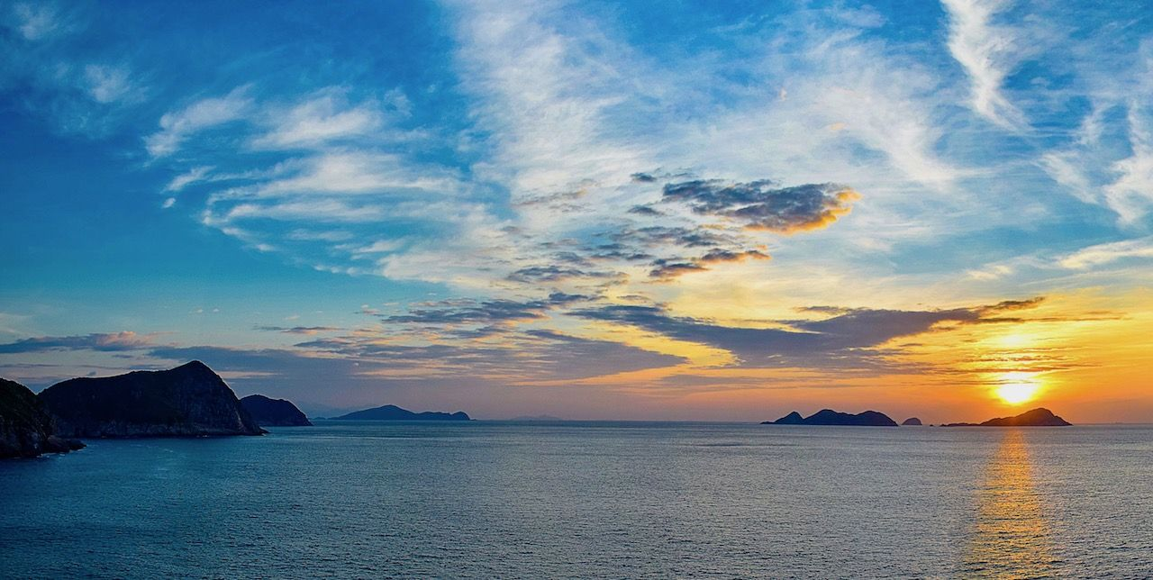 Sai Kung sunset