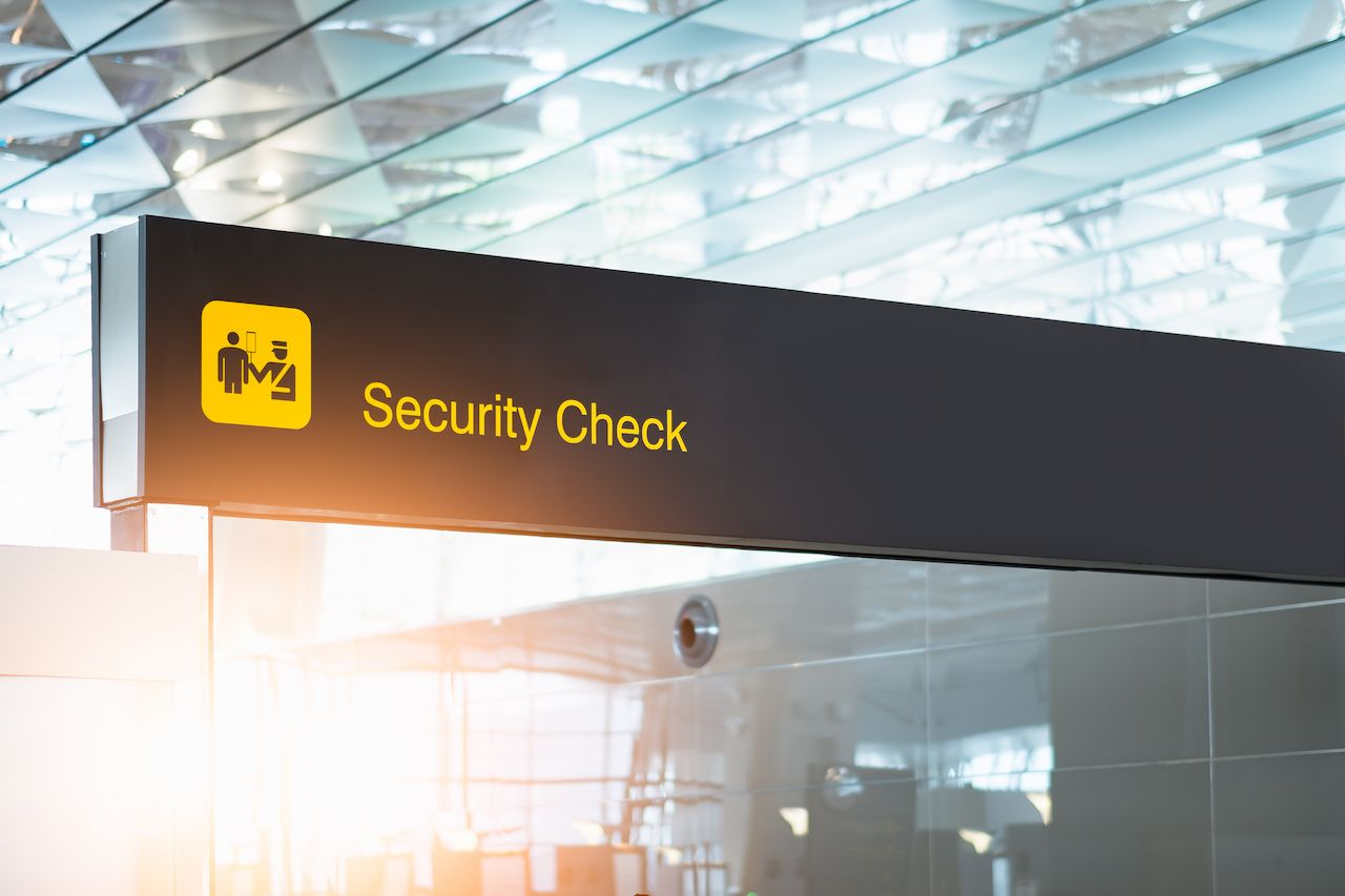 Airport Mailers ships TSA items