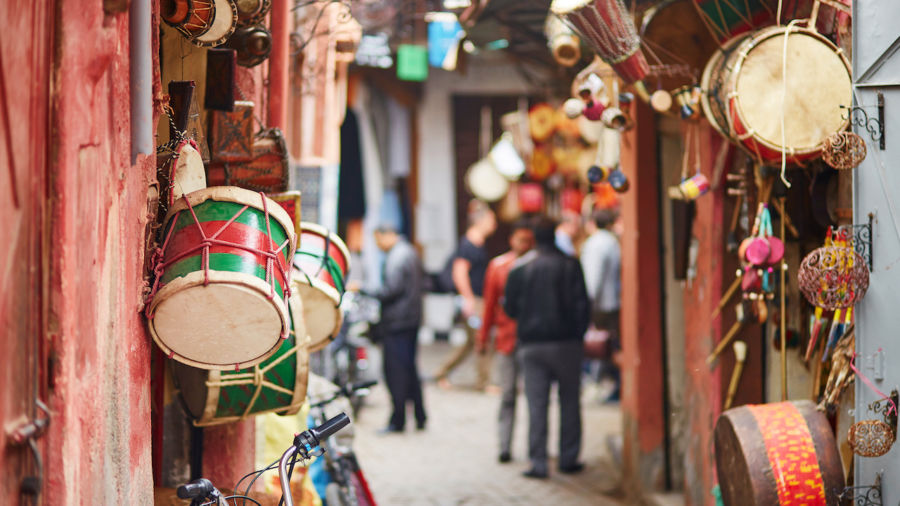 11 essential rules to haggling in Moroccan markets