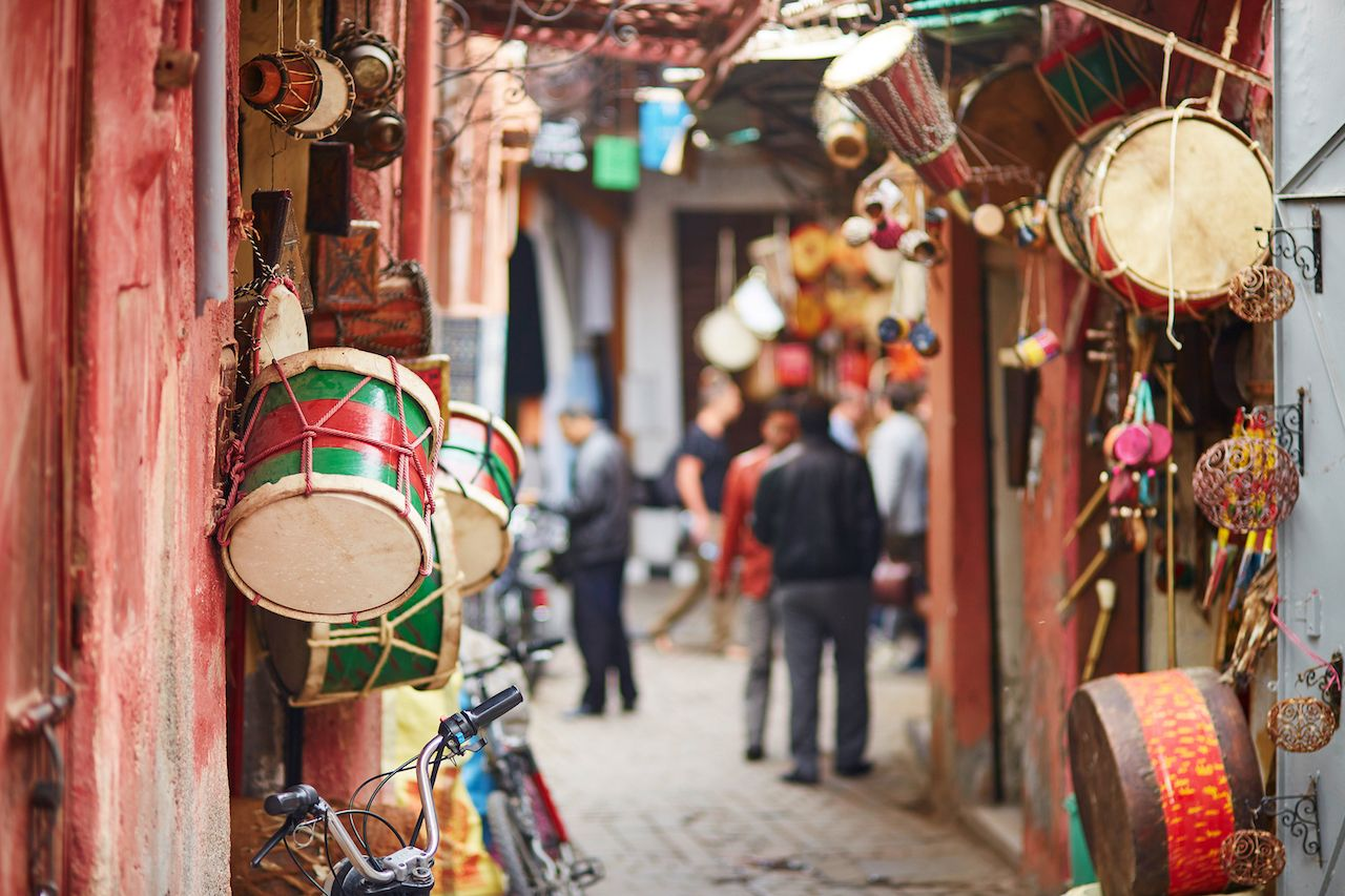 How to haggle in Morocco's markets