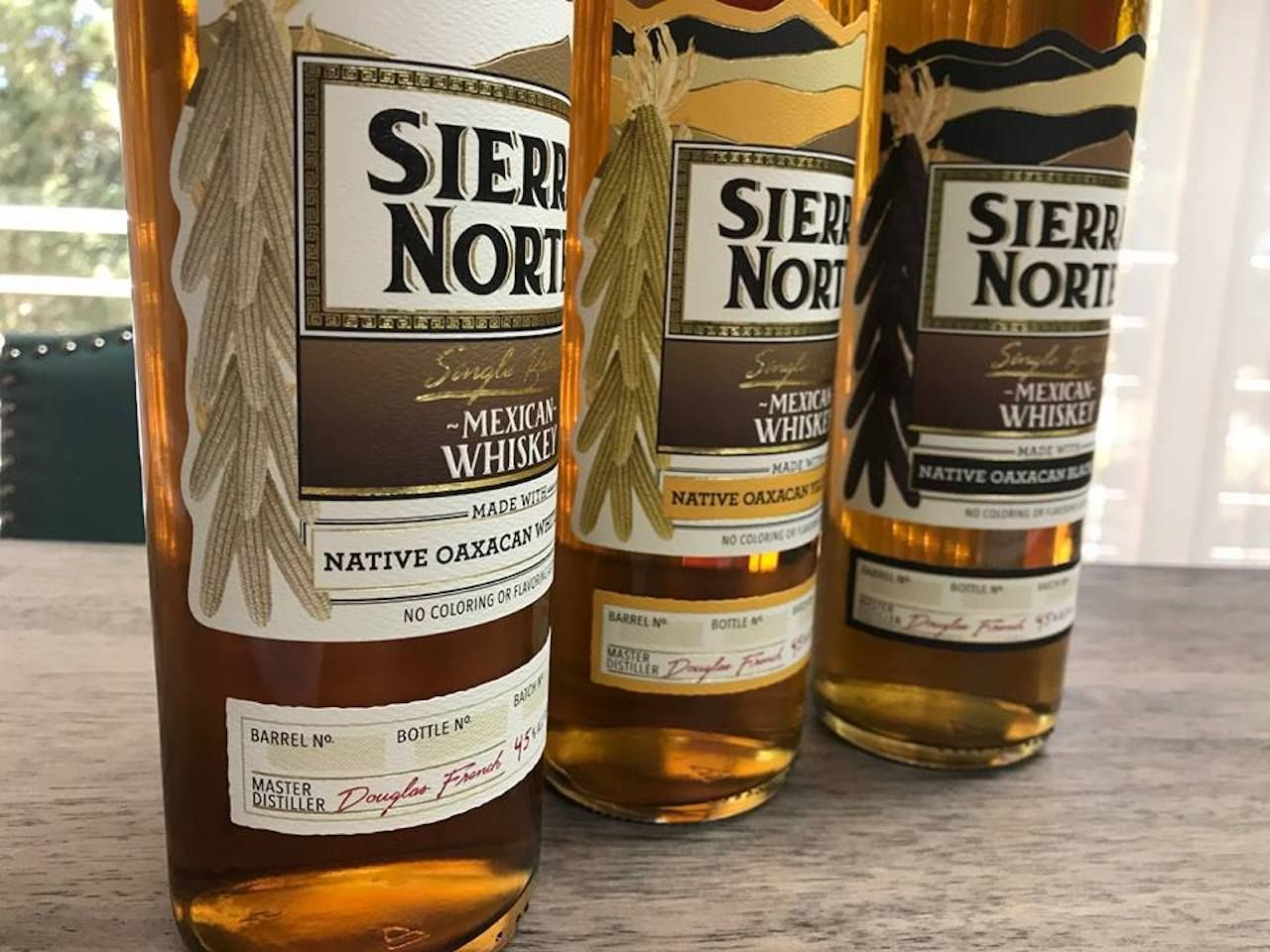 Sierra Norte Whiskey