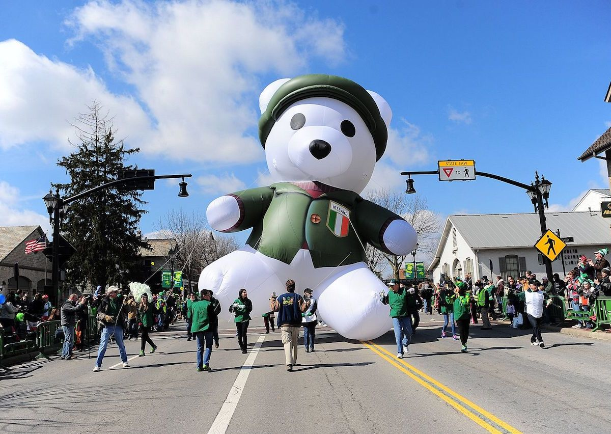 5 great St. Paddy's Day parades you didn't know existed