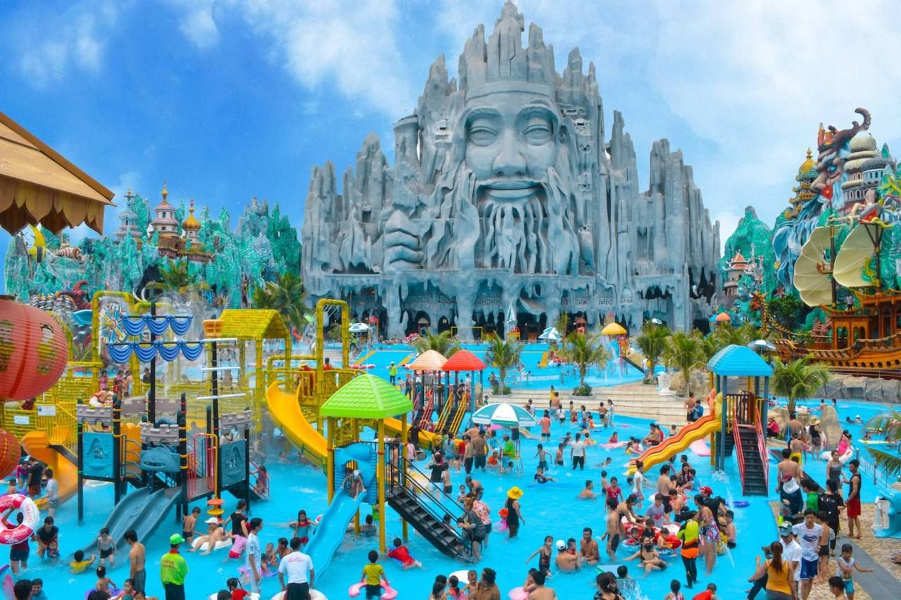 Most bizarre theme parks in world