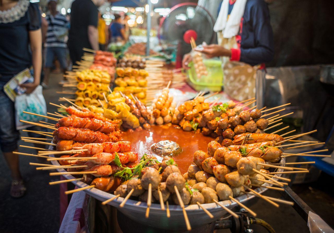 Thailand street food, Bangkok