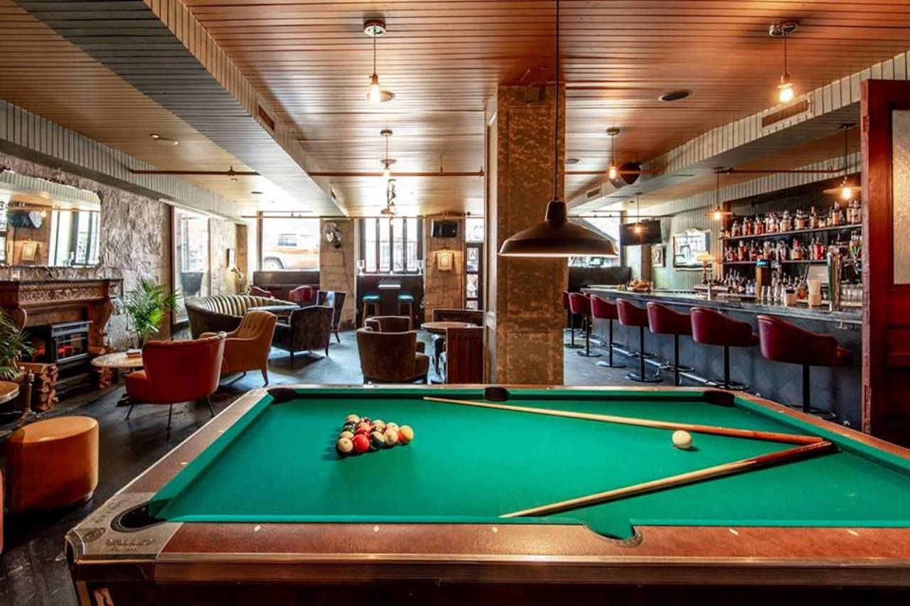The craic bar in NYC