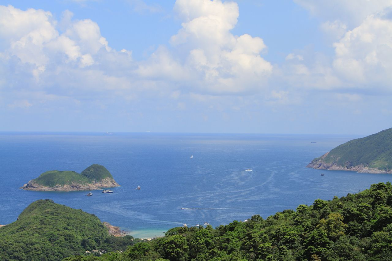 The Maclehose Dry Trail 1, Sai Kung