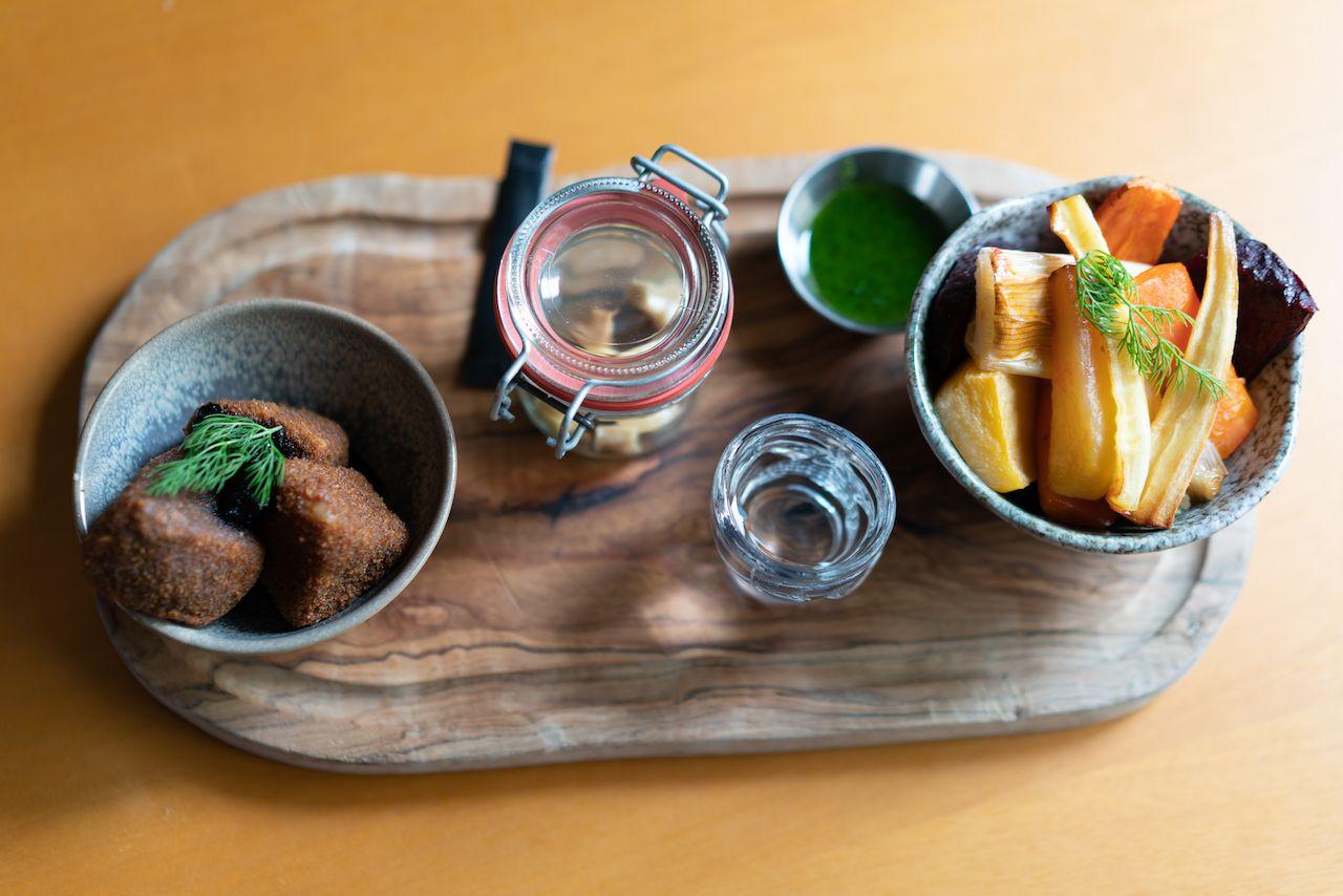 Traditional Icelandic Food