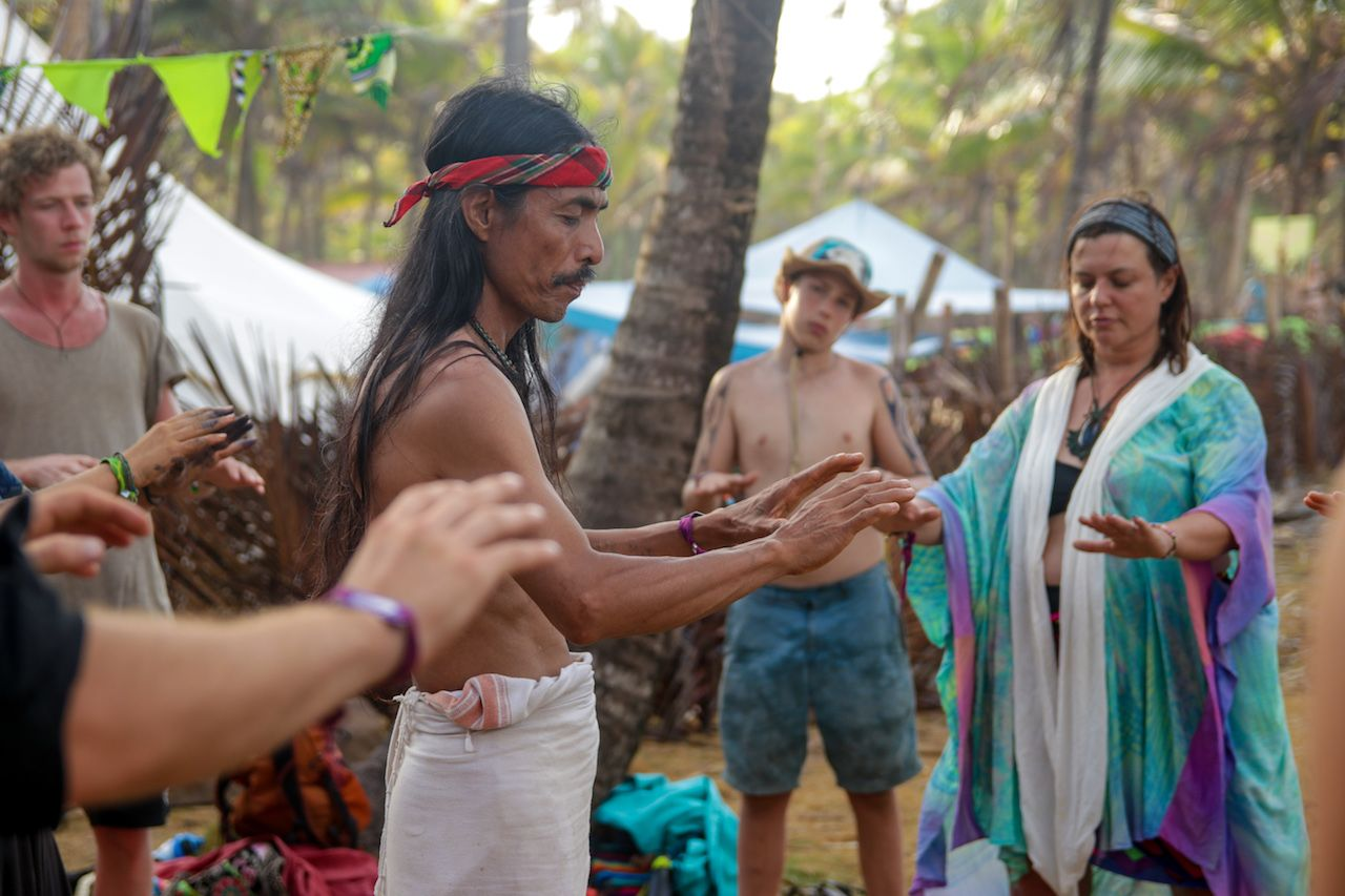 Tribes and Trance festival
