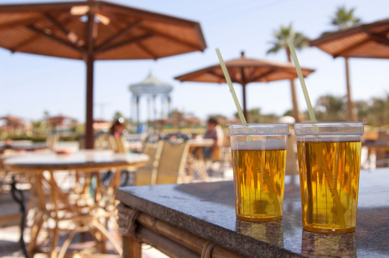 Drinking laws in the Arab world