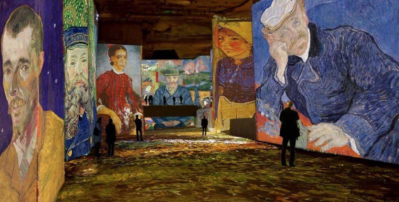 Van Gogh Atelier des lumieres