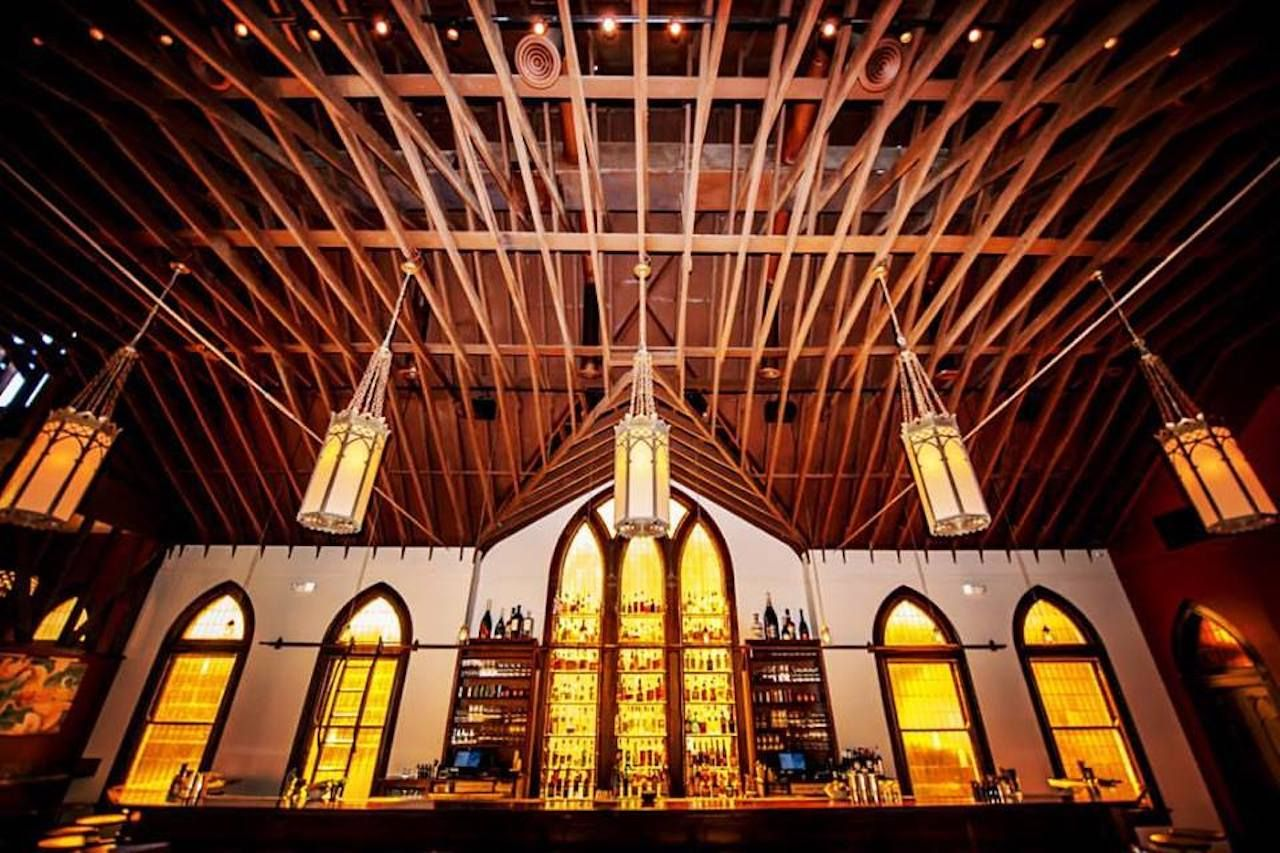 Former churches turned into bars
