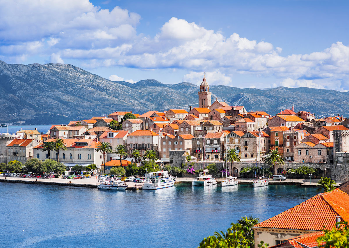The 4 Croatian islands you have to visit this summer