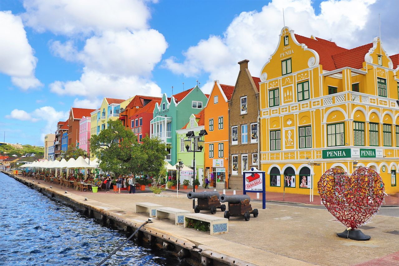 Willamstad, Curacao
