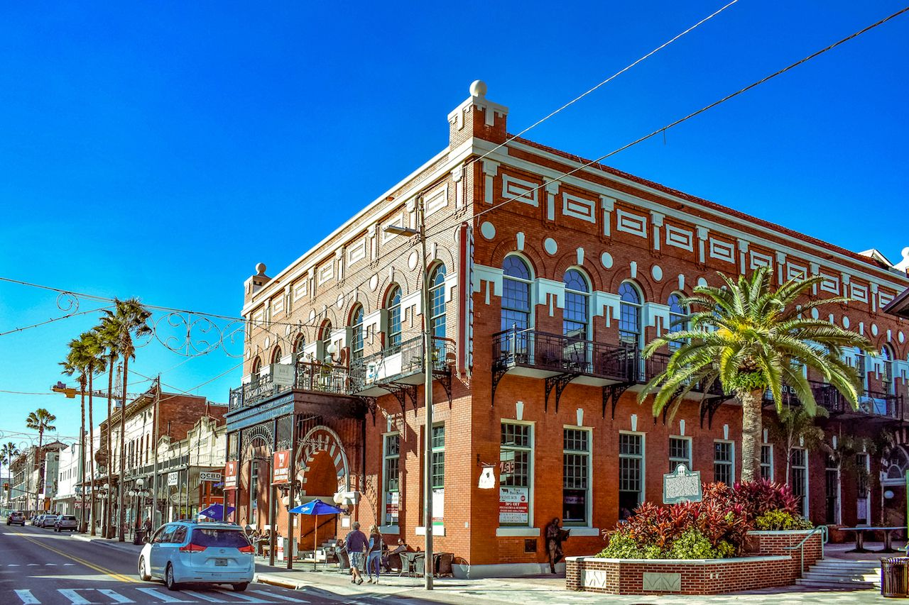 Ybor City Tampa Bay, Florida