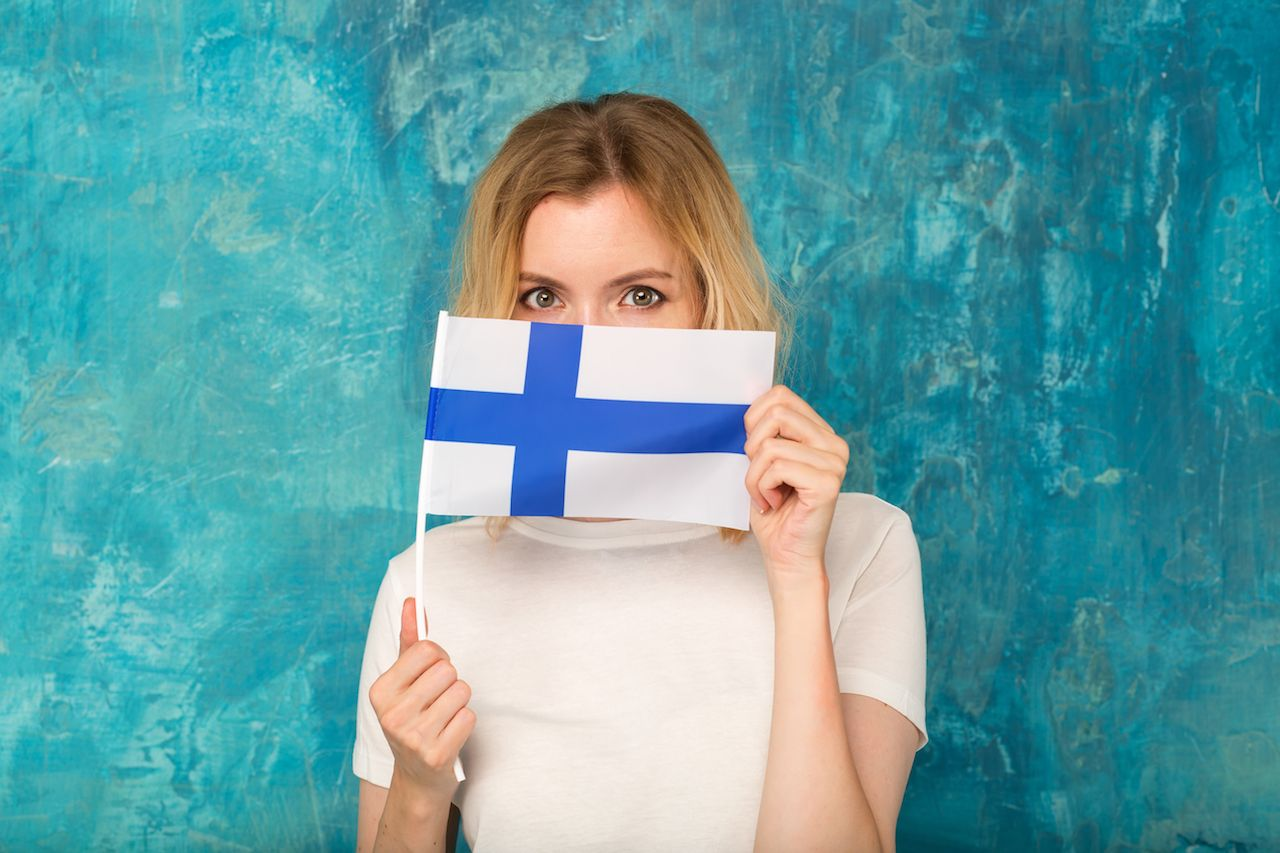 Rent a Finnish happiness guide