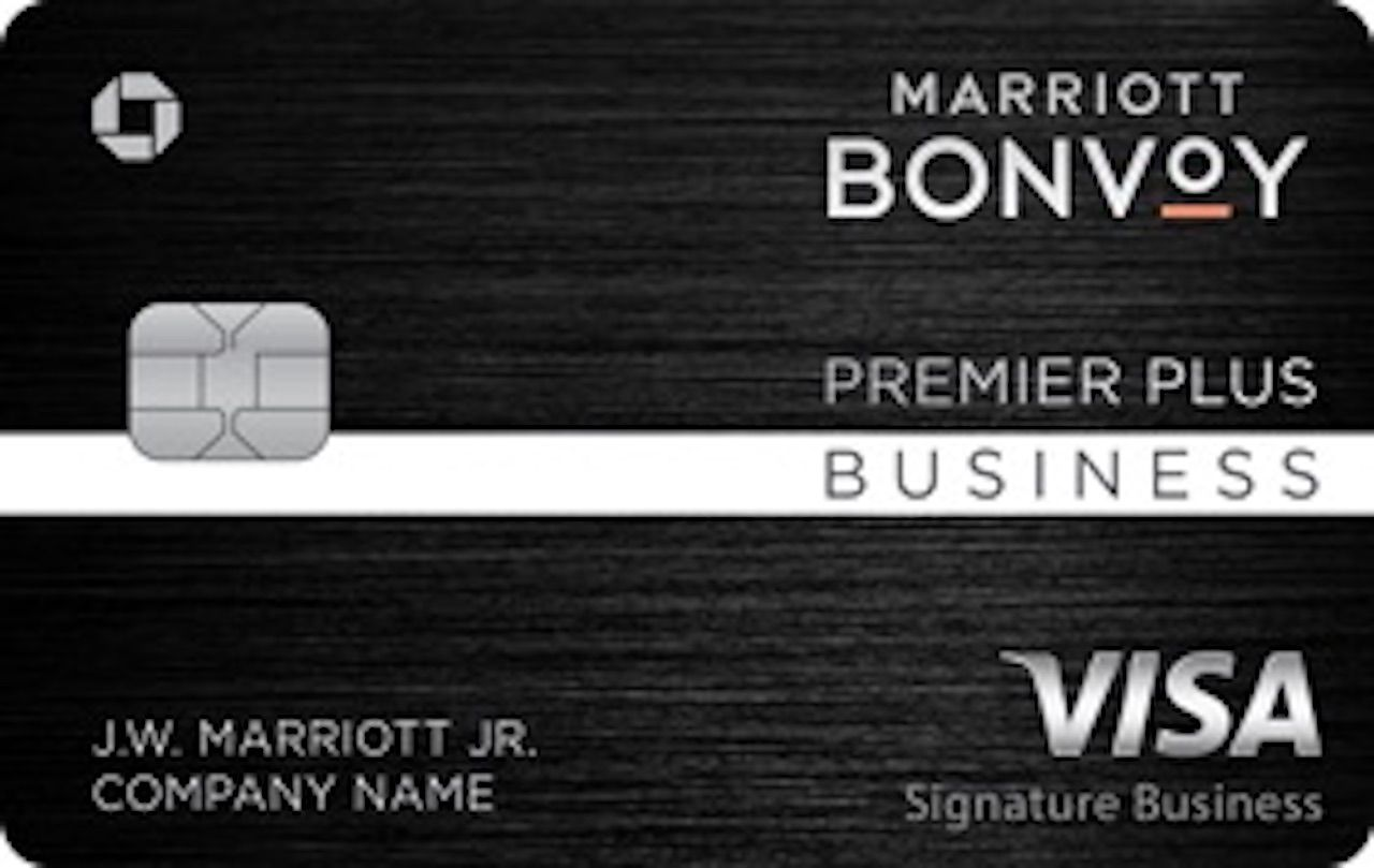 marriott premier plus business card
