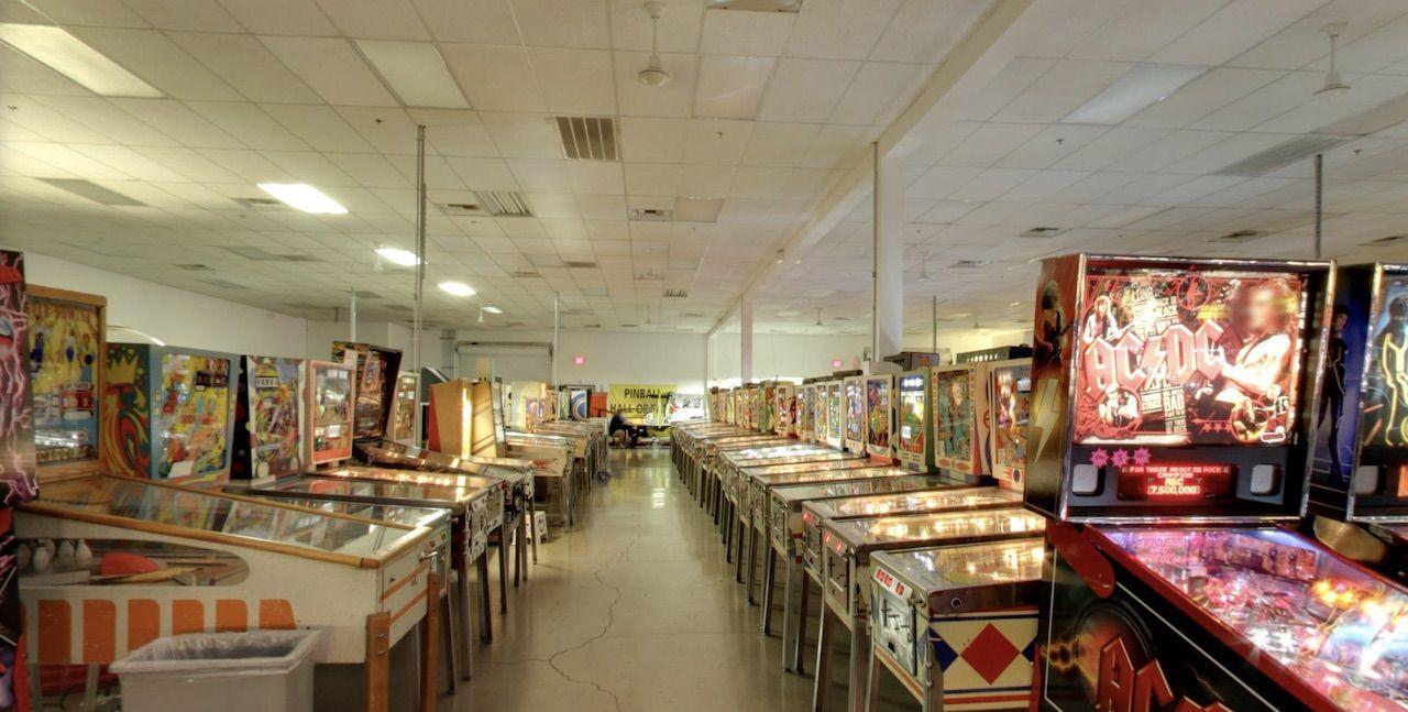 pinball museum in Vegas