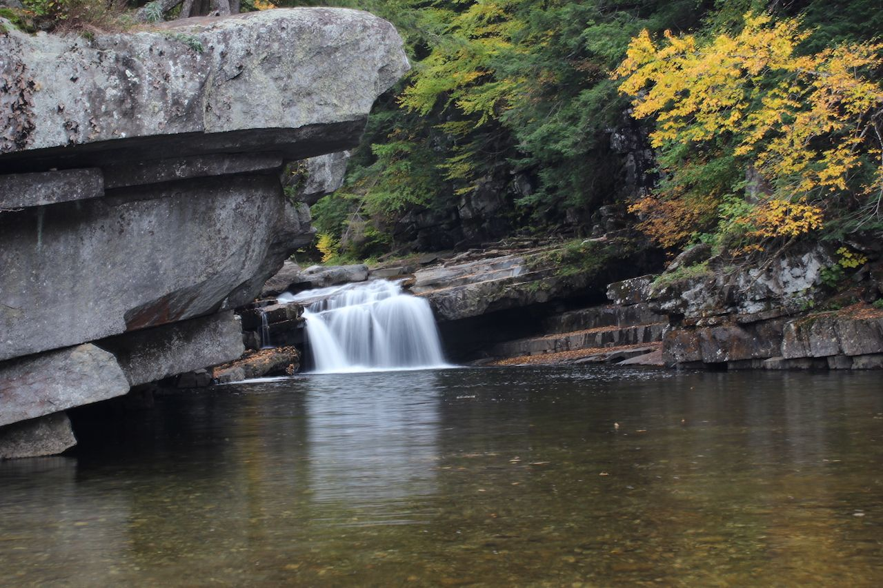 The best swimming holes in Vermont