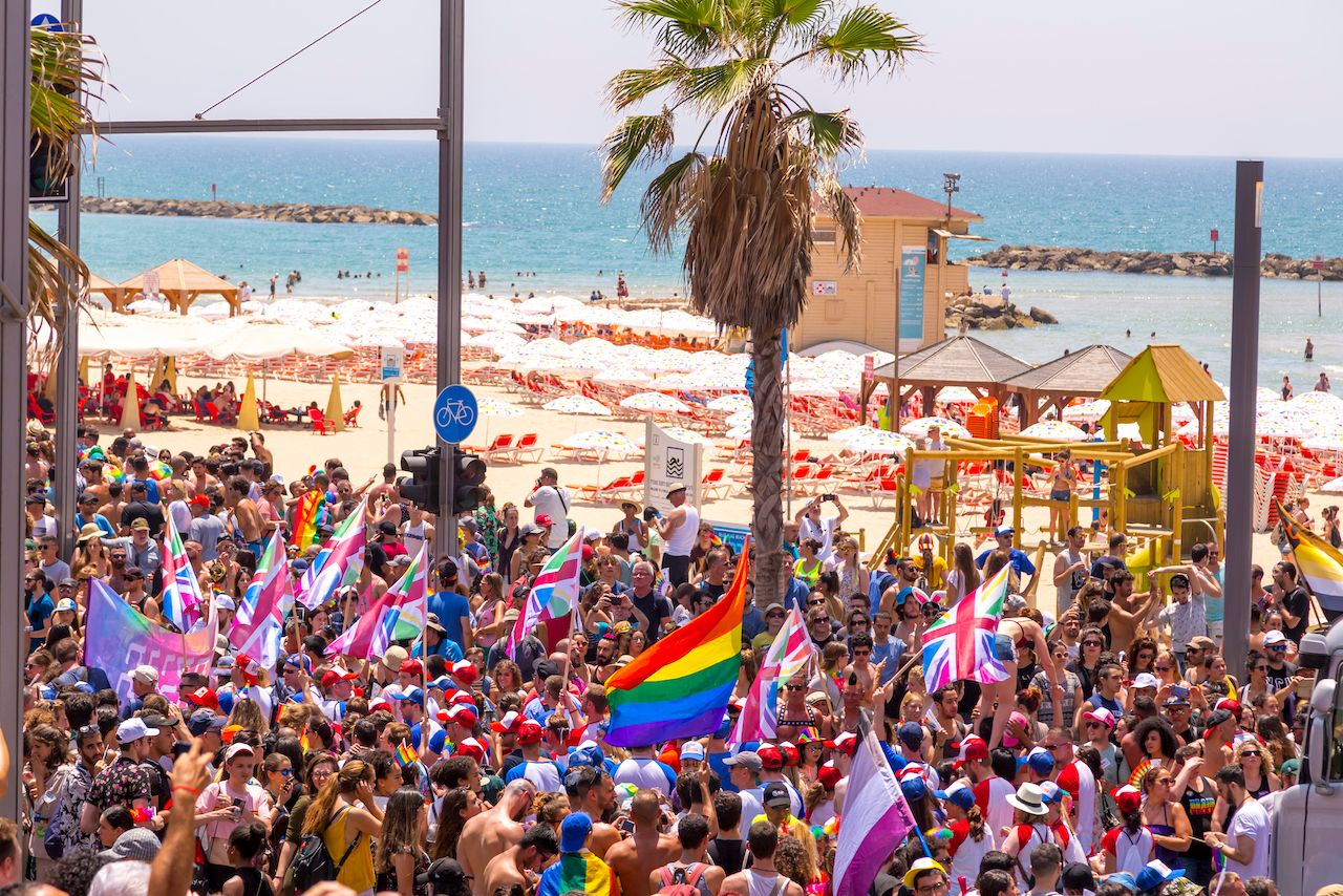 20th annual Tel Aviv Pride Week