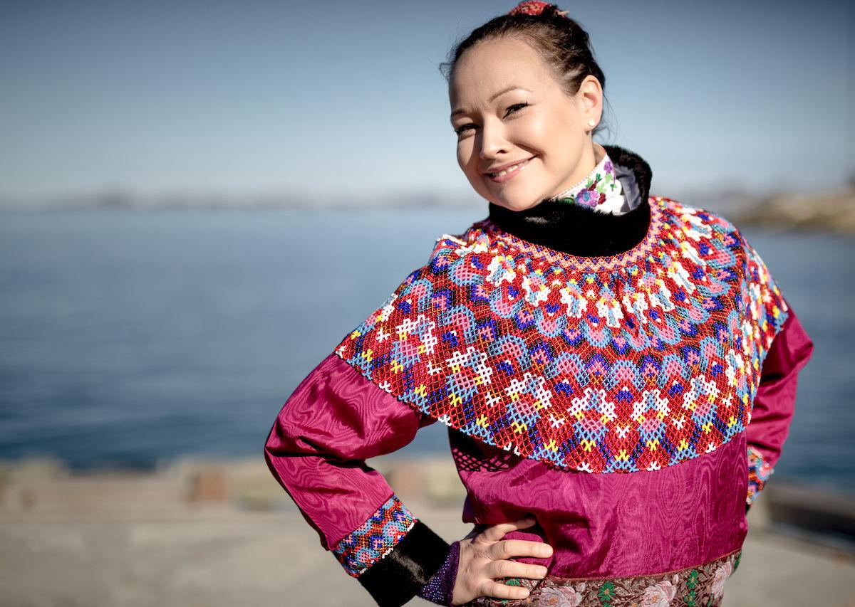 Greenlandic women