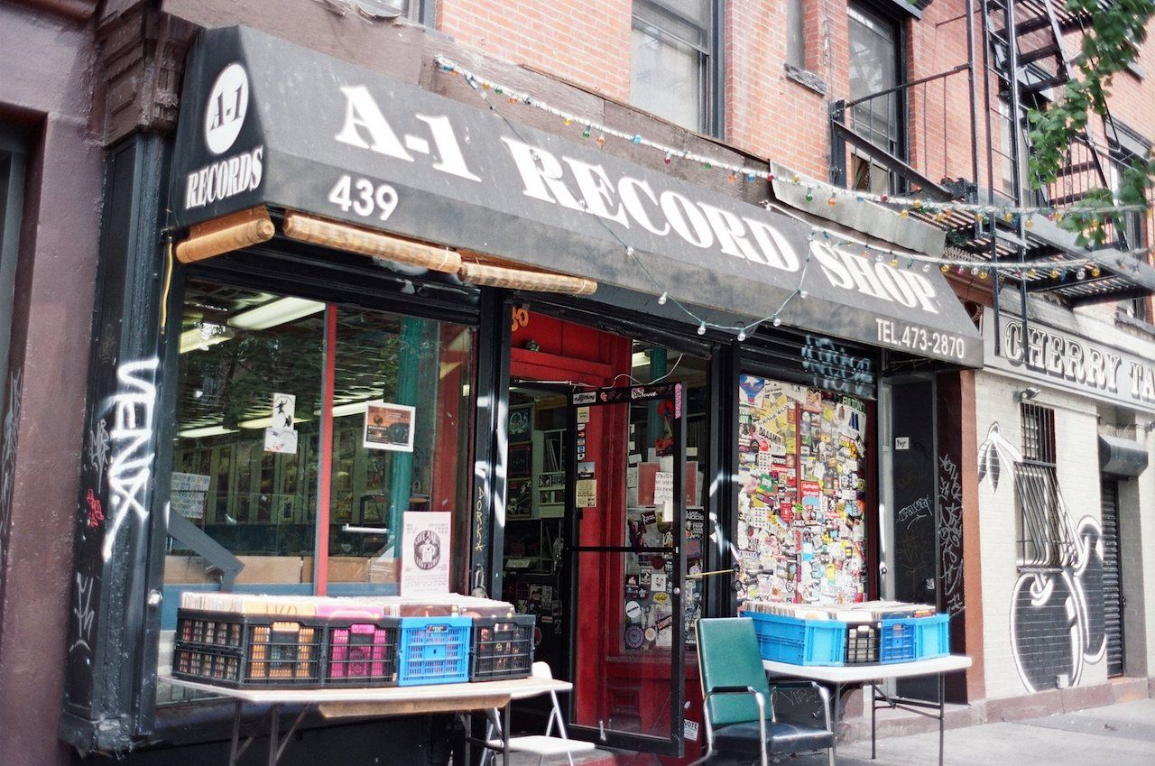 A1 Records, NYC
