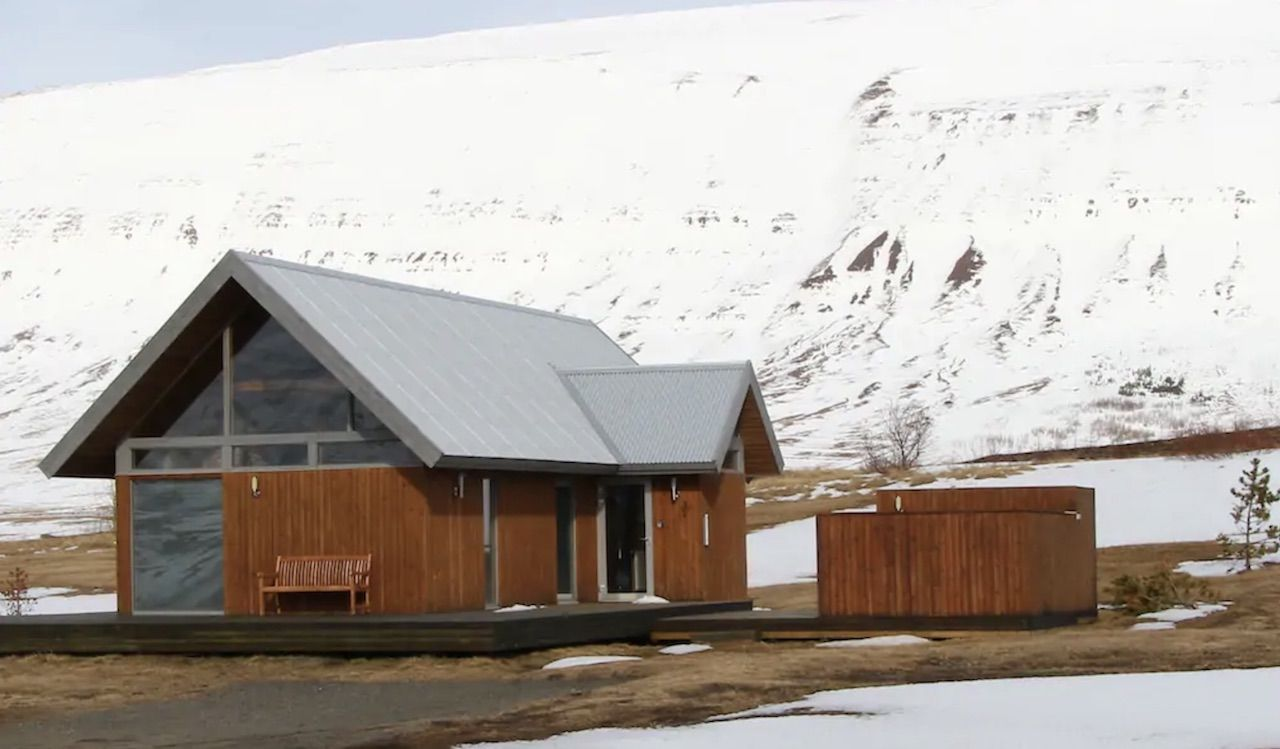Airbnb in Iceland
