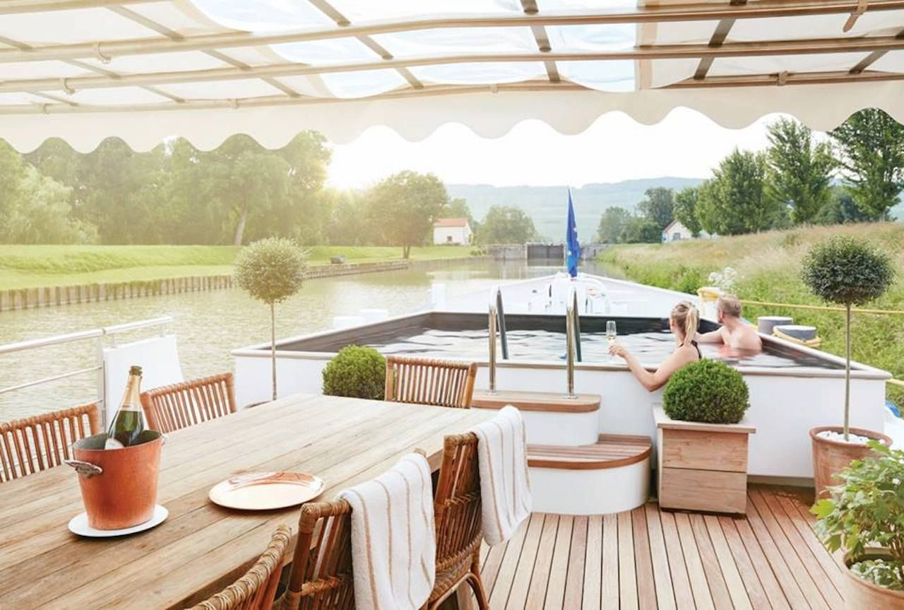 Best canal barge cruises in Europe