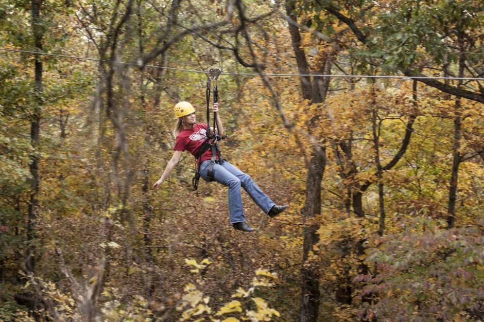 Branson zipline tours Branson Convention and Visitors Bureau