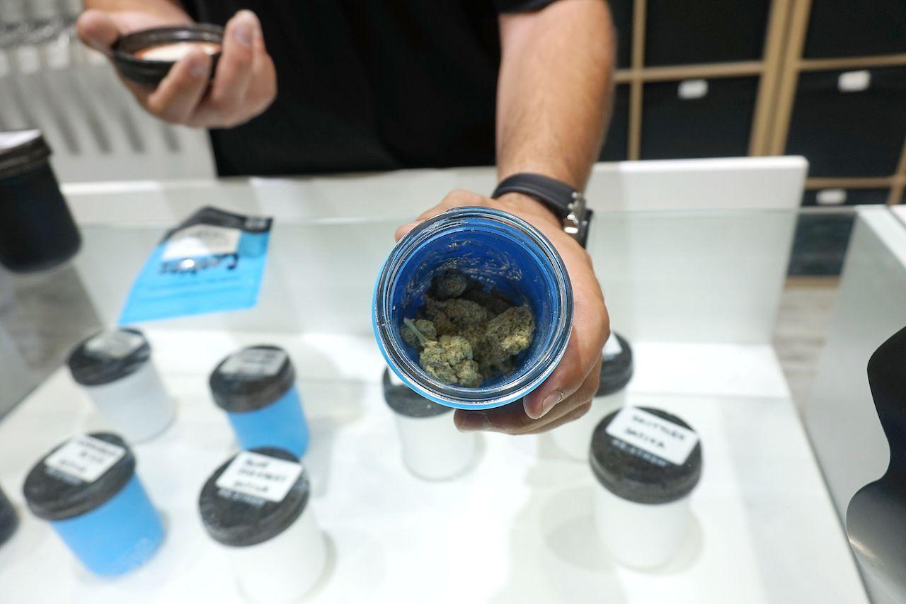 Cannabis dispensary etiquette