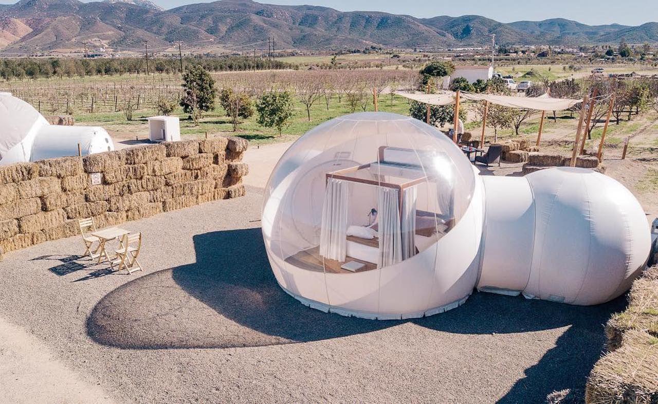Campera Hotel Burbuja