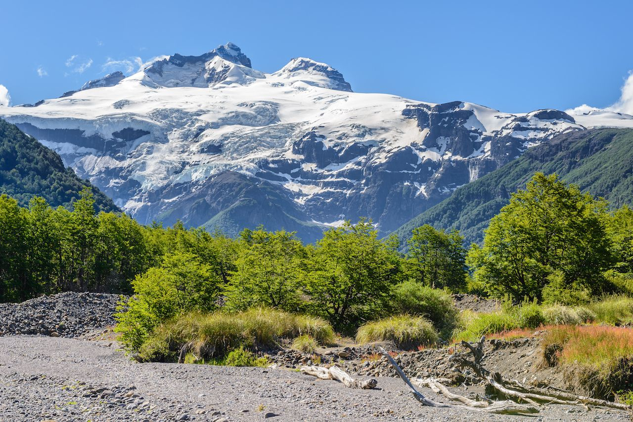 Cerro Tronador, Nahuel Huapi National Park, Argentina