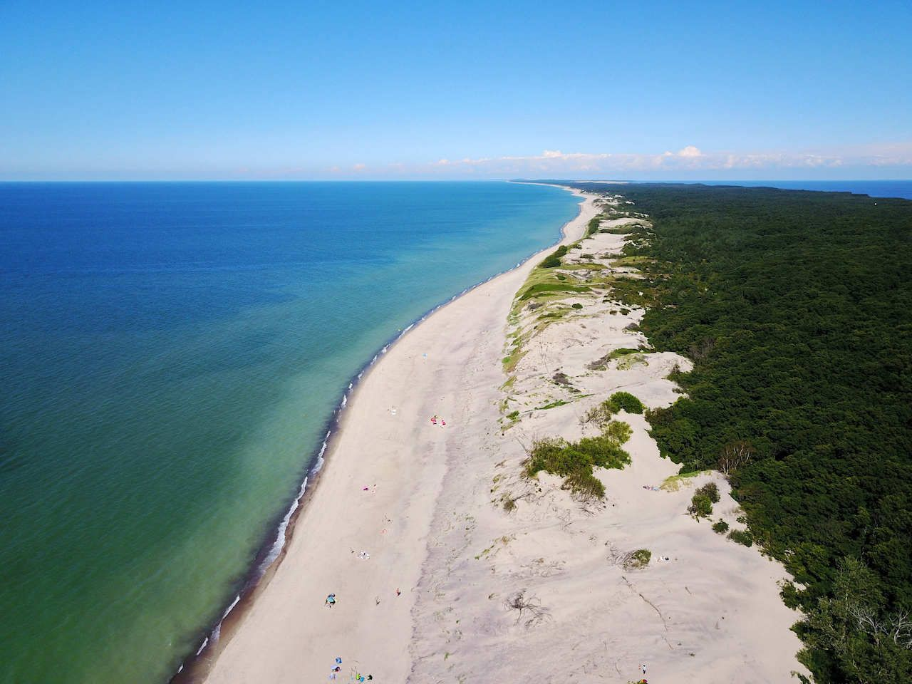 Curonian Spit, Russia