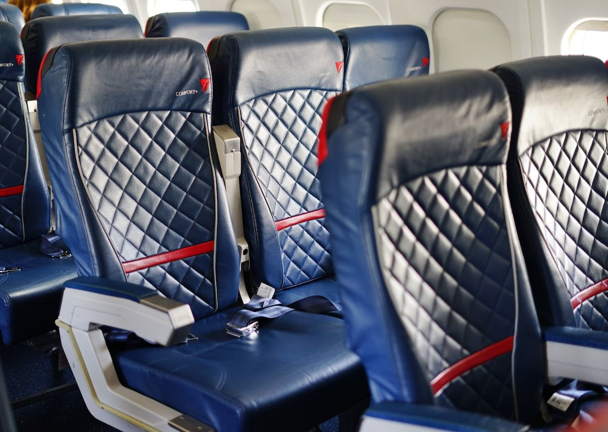 Delta to limit seat reclining in A320s to enhance personal space