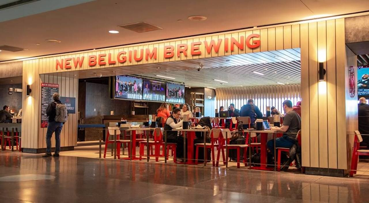 Where to eat at the Denver airport
