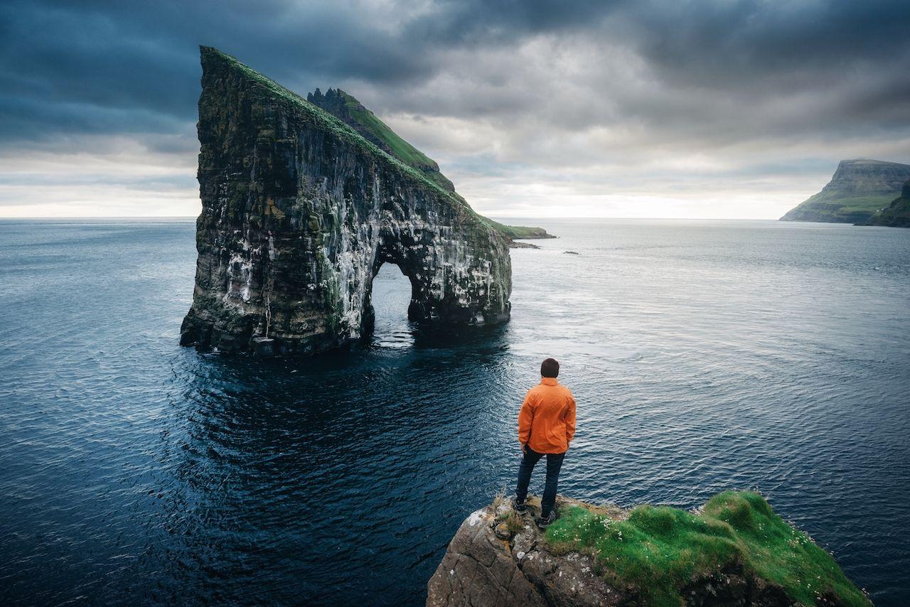 NYC to Faroe Islands flights