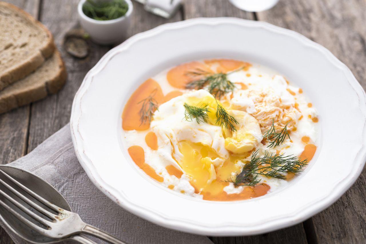 Eggs Panagyurishte Style