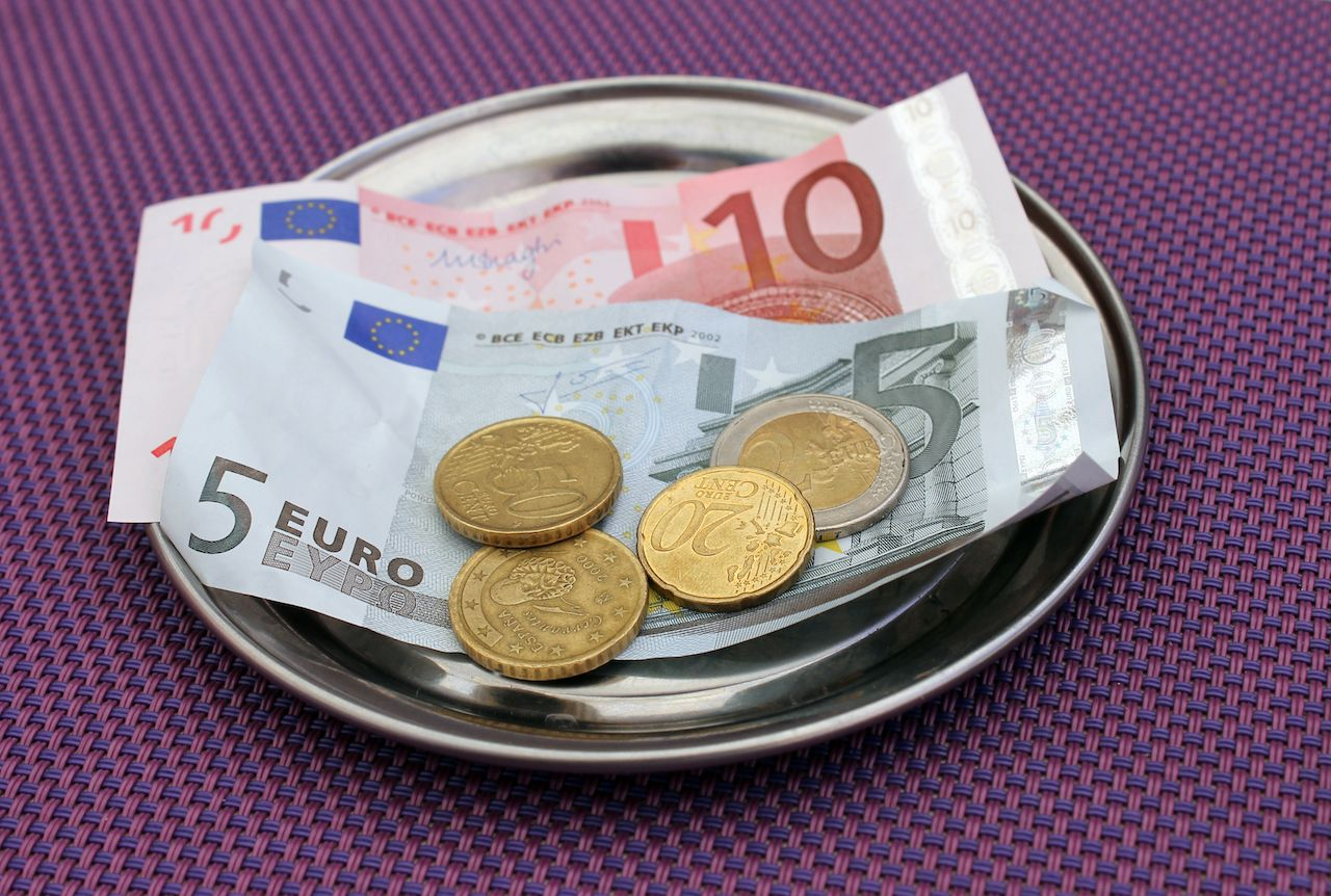 Tipping in every European country