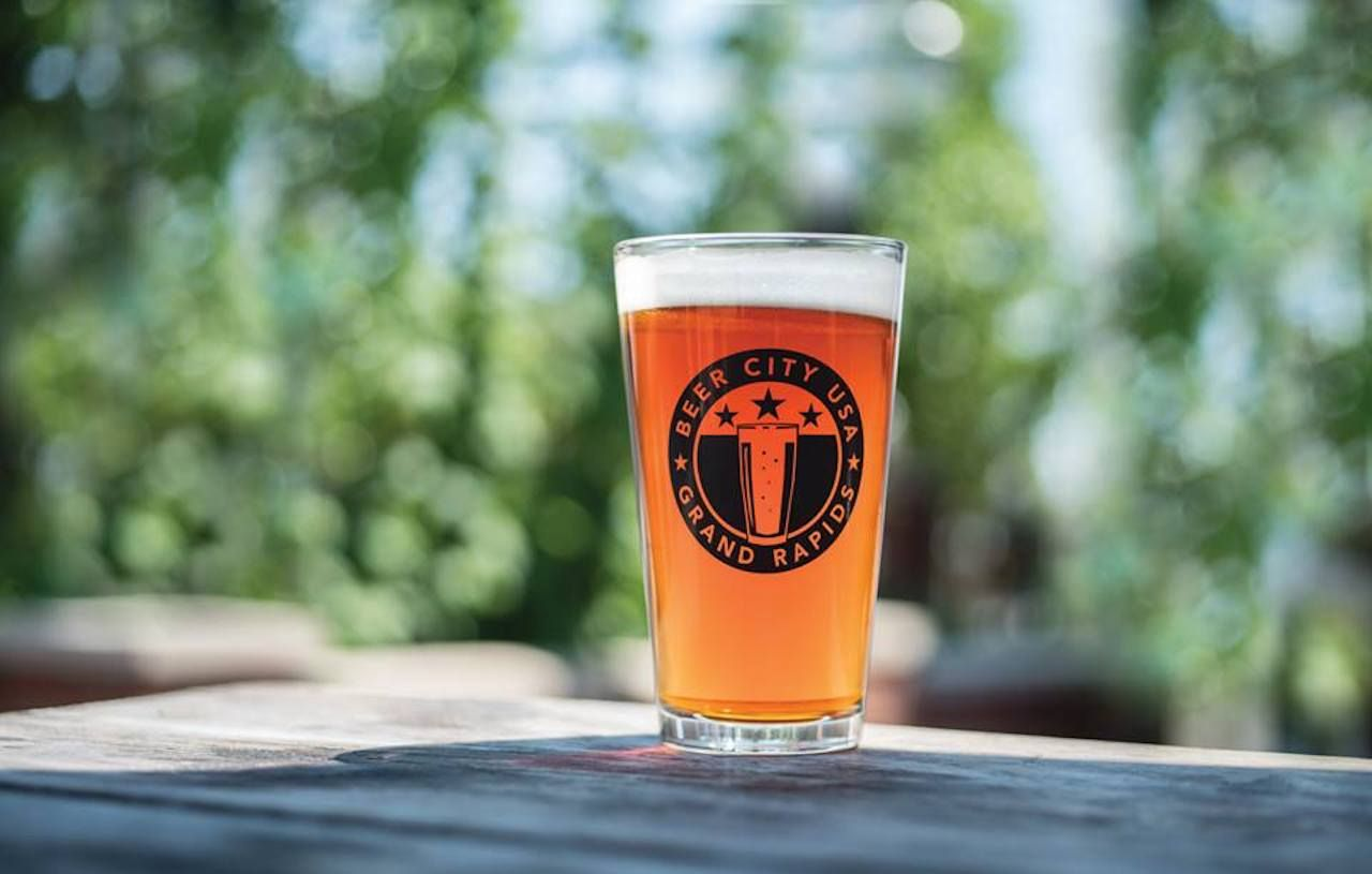 Craft beer history of Grand Rapids