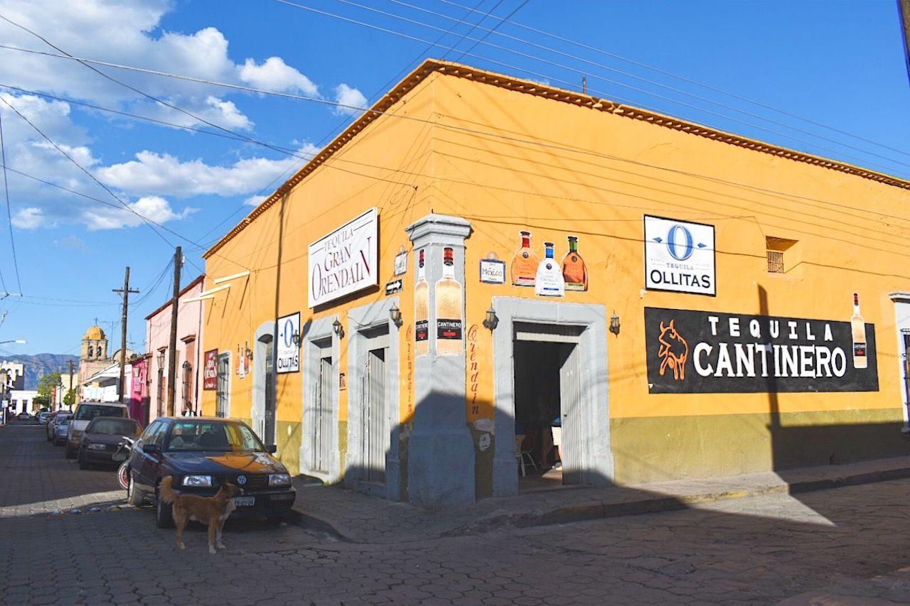 Exterior of La Capilla