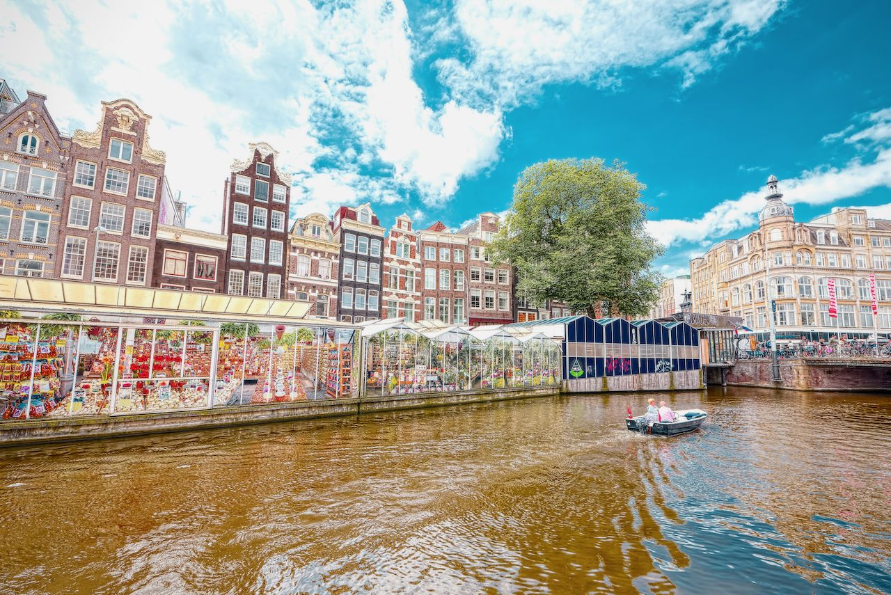 This is why we can't have nice things.. The post Amsterdam's last floating florist just closed, denouncing overtourism appeared first on Matador Network..