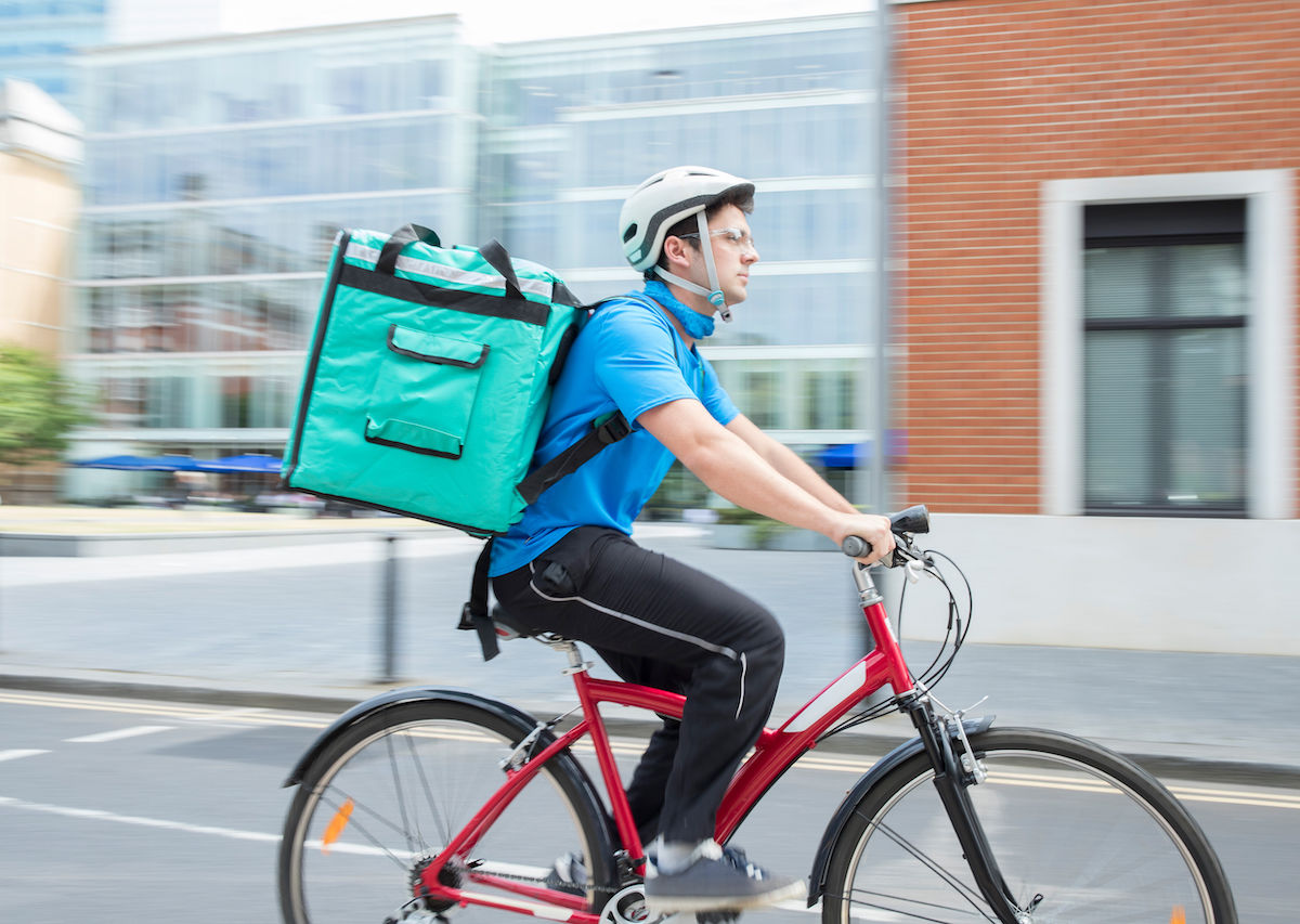 Food delivery is ruining the world, one lukewarm, overpriced dinner at a time