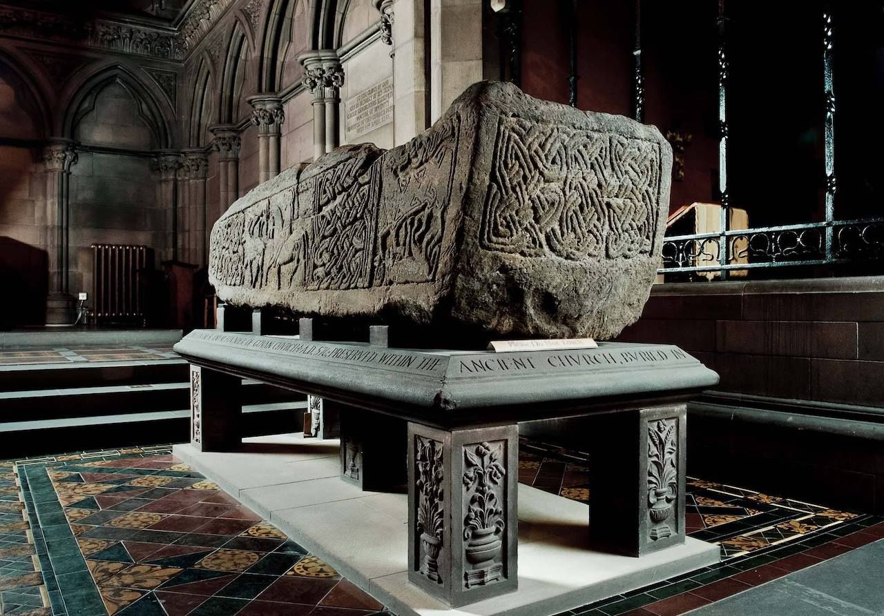 Govan Stones in Scotland