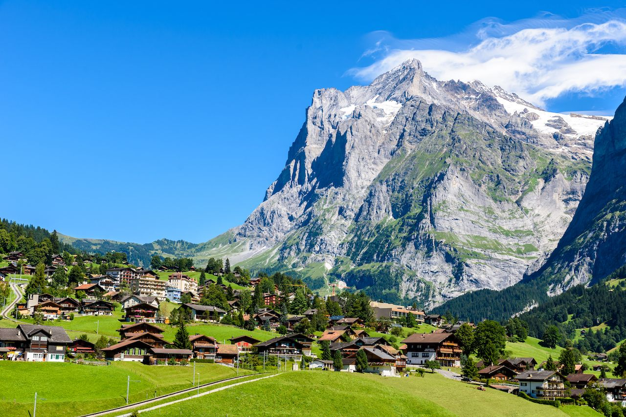 How To Visit Switzerland By Train And What Is The Glacier