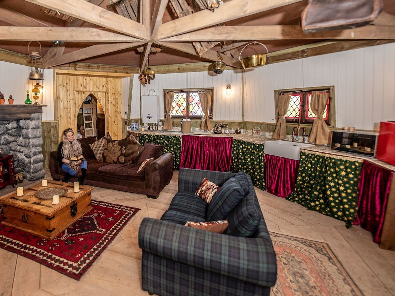 Yer a guest, 'arry.. The post You can spend the night in Hagrid's cottage from Harry Potter appeared first on Matador Network..