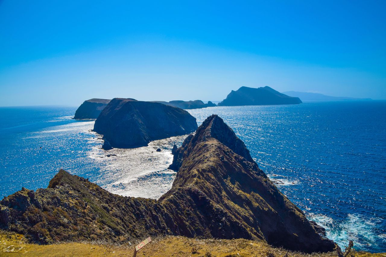 Inspiration Point, Anacapa Island, CA